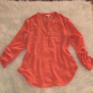 Candies coral blouse